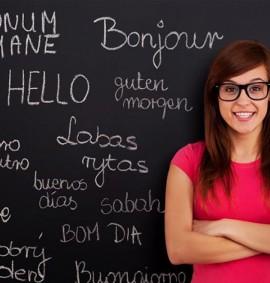 Языки за рубежом